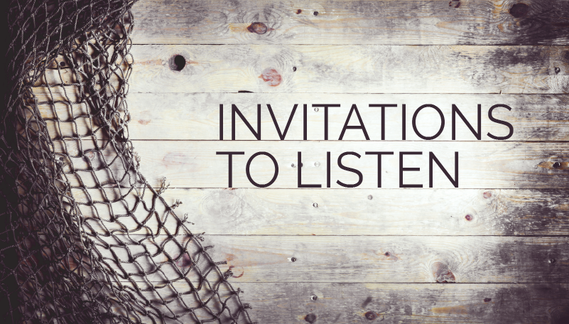 Invitations to Listen